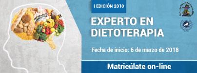 I Edición Experto Universitario en Dietoterapia UMA-ICOFMA