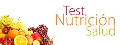 Exámen - Alimentación - Nutrición y Salud