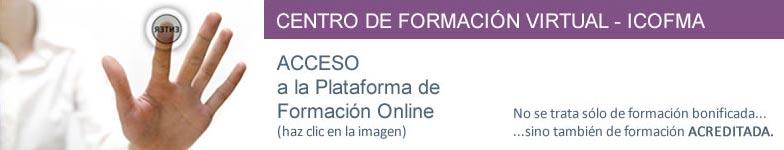Centro de Formación Virtual ICOFMA