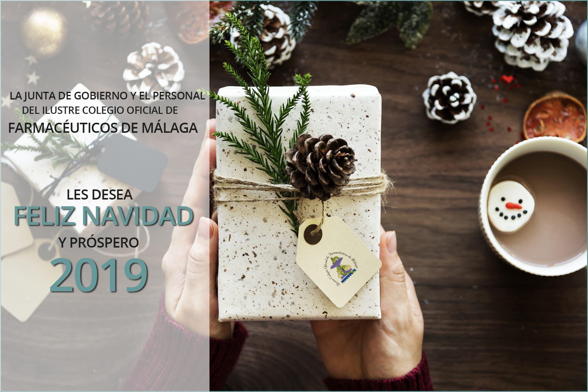Felicitación Navidad 2019